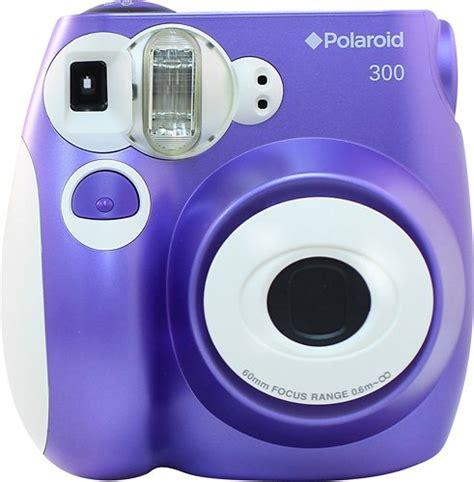 polaroid 300 instant polaroid pic 300 instant purple pldpic300p