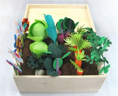 Plan Toys Vegetable Garden 90 Best Images About Garden Craft On