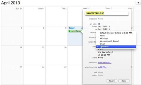 Calendar Will Not Open On Mac Mastering Os X Calendar Open Any File On Your Own