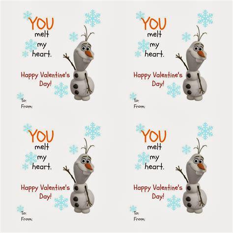 free printable olaf thank you olaf free printable valentine 4 sweet creek moon