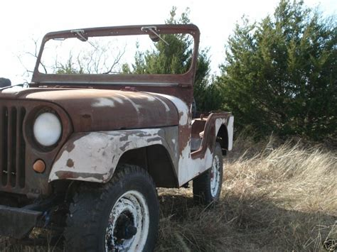 Jeep West M38a1 Willys Parts Jeep West
