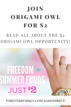 Join Origami Owl - direct sales member article find direct sales consultant