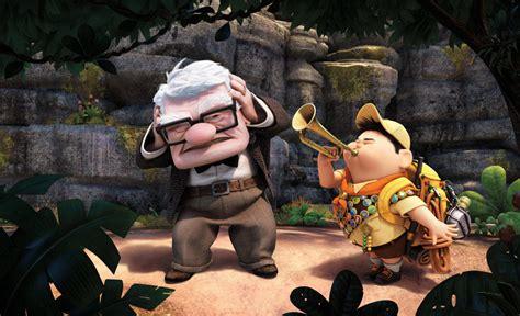 film cartoon up up altas aventuras filme com casal de velhinhos mais