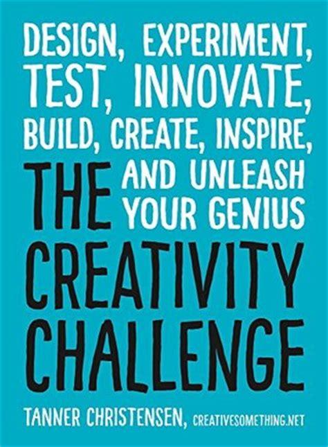experimental design challenge the creativity challenge design experiment test
