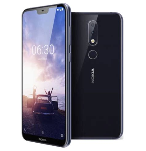 x6 nokia nokia x6 with 5 8 inch fhd 19 9 display snapdragon 636