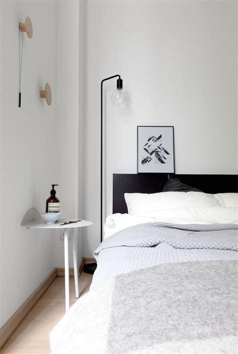 monochrome bedroom duvet day in this calm monochrome bedroom quot decoration