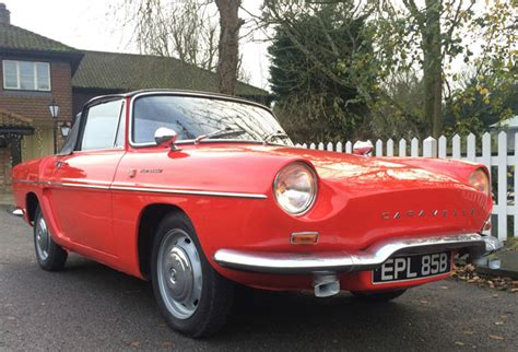 renault caravelle ebay 1964 renault caravelle convertible