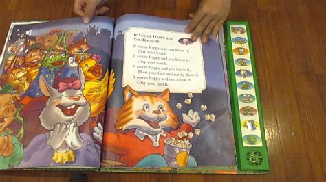 Animal Songs Sing Along Songs Sound Book playtime song