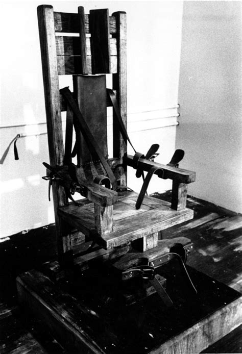 States With Electric Chair by Electric Chair Approved For Row Inmates In Tennessee