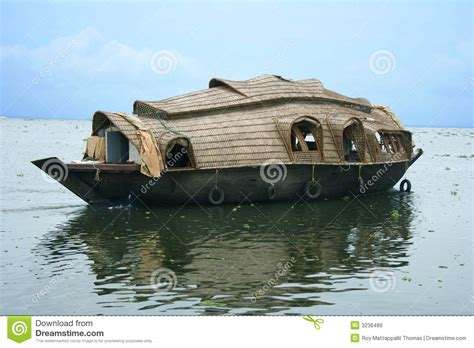 vergunning woonboot woonboot royalty vrije stock afbeeldingen afbeelding