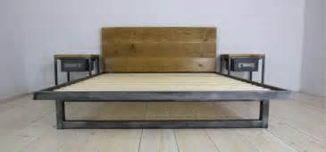 industrial bedroom furniture steel vintage ltd the