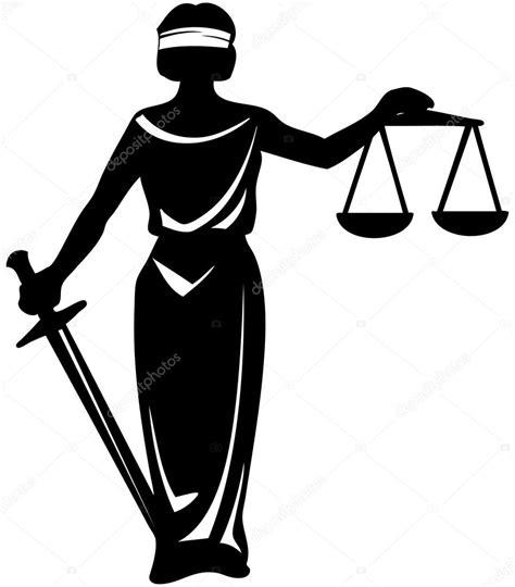 imagenes en blanco y negro de justicia estatua s 237 mbolo de la justicia archivo im 225 genes