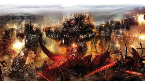 The New Heresy by Warhammer 40k Wallpapers Wallpaper Cave