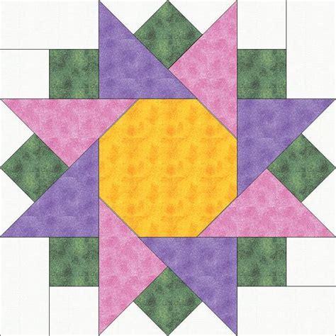 Spinning Star By Judit Hajdu Craftsy Spinning Quilt Template
