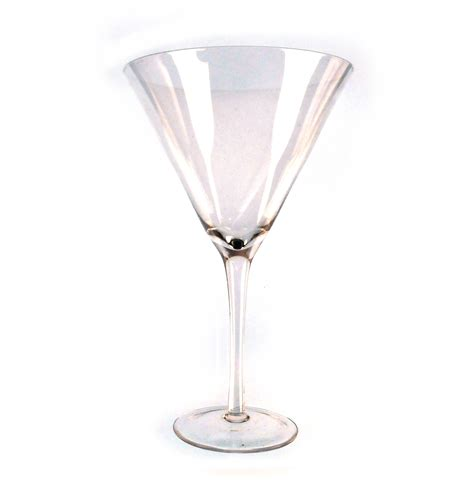 Giant Martini Cocktail Glass Ebay