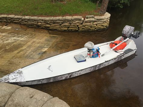 fishing skiff boat plans skiff life s bateau sk14 build a lesson in skinny water