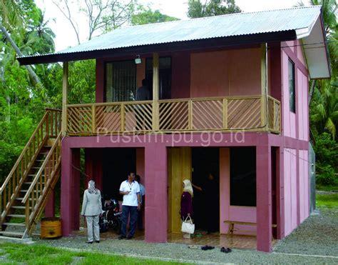 Desain Rumah Risha | risha rumah instan sederhana sehat puskim