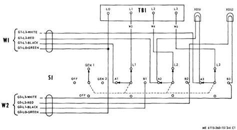 honda transfer switch wiring diagram wiring diagram