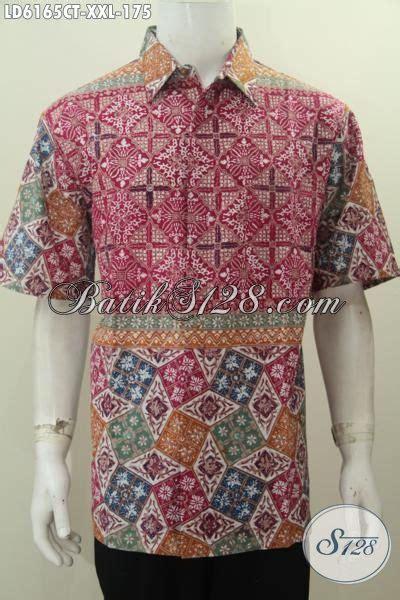 desain baju batik sarawak kemeja batik 3l motif kombinasi pakaian batik kerja