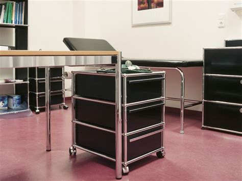 usm haller pedestal office drawer unit by usm modular