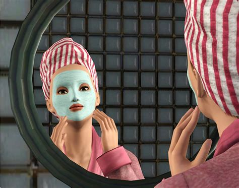 my sims 3 blog pretty my sims 3 blog the not so beautiful beauty mask by vonndasun