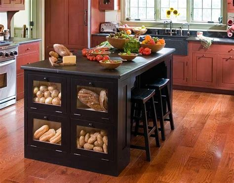 72 luxurious custom kitchen island designs
