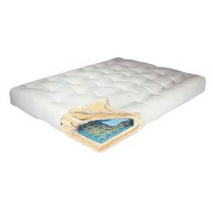 Futon Memory Foam Mattress Coil And Memeory Foam Futon Mattress Sleepworks