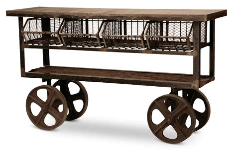 rustic sofa table with wheels console table on wheels industrial consoled tables with