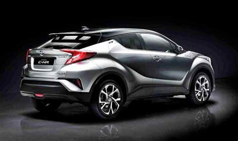 Toyota Crossover Vehicles Toyota C Hr Crossover Suv India Launch By 2018 Find New