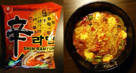 hottest korean noodles top ten spiciest 2012 the ramen rater