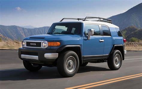 Toyota Fj Cruiser Gas Mileage 2014 Toyota Fj Cruiser Price Mpg