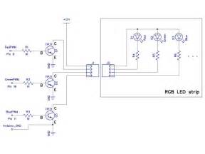 rgb led wiring diagram techunick biz