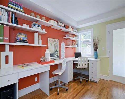 craft room color ideas the color wall and white desk craft room ideas