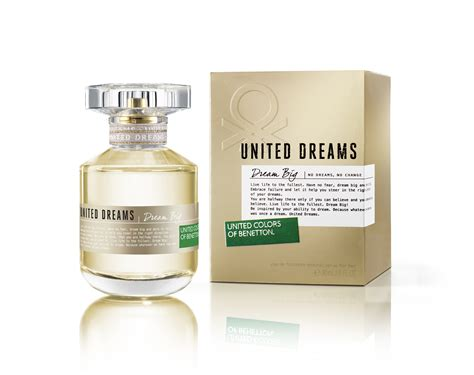 Parfum Original Benetton Dreams Go Far parfum benetton