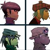 Gorillaz Demon Days Album Cover | 900 x 900 jpeg 124kB