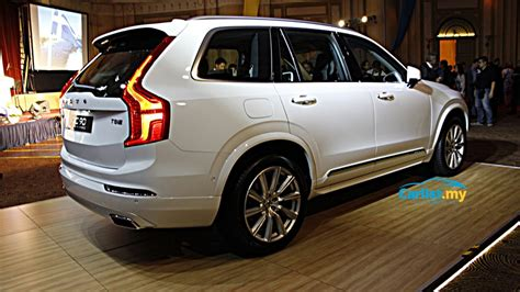 volvo xc90 price malaysia volvo xc90 t8 ckd announced unchanged specs rm50k