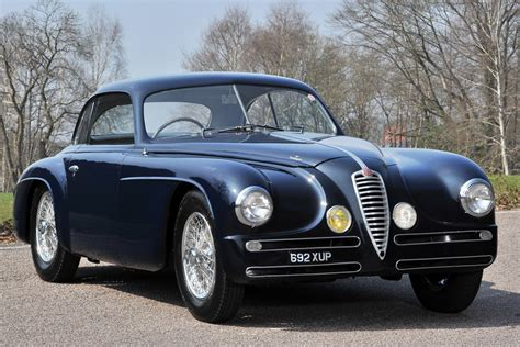 vintage alfa romeo 6c 1948 1951 alfa romeo 6c 2500 ss touring villa d este