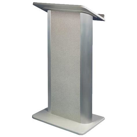 Podium Granit gray granite lectern modern podium for your presentation