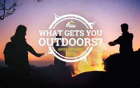 Outdoor Channel Sweepstakes - the outdoor channel what gets you outdoors sweepstakes sweepstakesbible