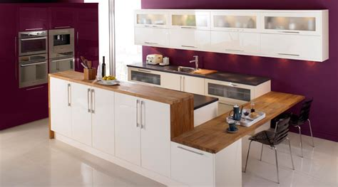 Houzz White Kitchen Cabinets high gloss cream kitchen contemporary kitchen other