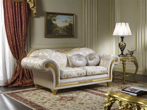 Living Room Furniture Classic Style Furnishing For Living Room In Classic Style Excelsior Vimercati Classic Furniture