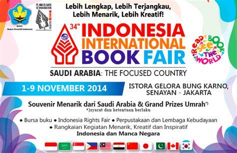 format buku tamu dalam pameran pameran buku berskala internasional siap digelar