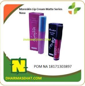 Matter Coklat moreskin lip matte series nasa mempercantik warna bibir