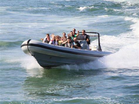 snelheid speedboot speedboot varen rib varen ijmuiden powerkiten vliegeren