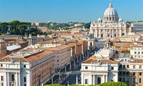 7 day vacation with airfare in rome and tuscan villa deal of the day groupon