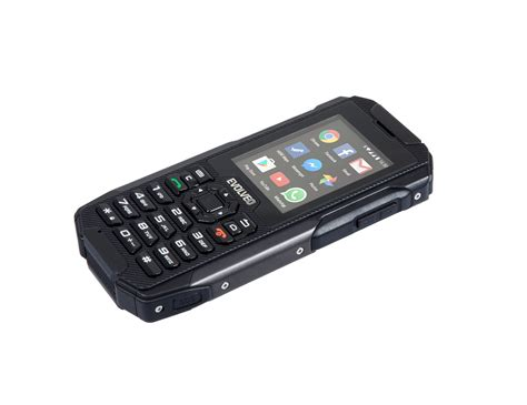 Android With Keypad by Evolveo Strongphone X4 Waterproof And Rugged Android