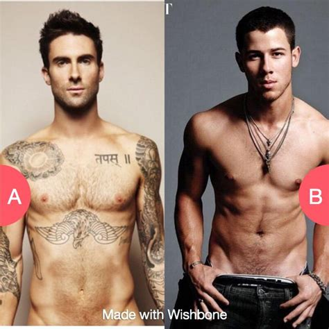 adam levine golden retriever adam levine or nick jonas click here to vote http getwishboneapp 984452