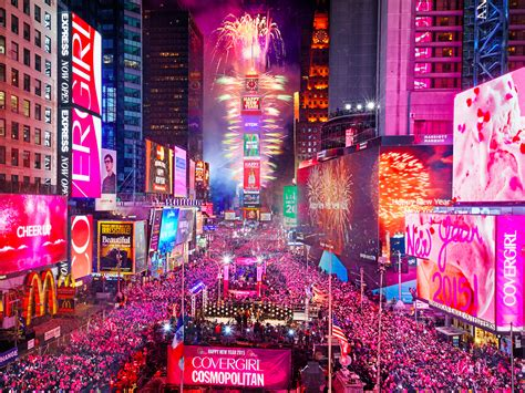 are there bathrooms in times square on nye here s how much planning goes into the world s biggest new