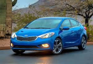 Kia Fort 2016 Kia Forte Performance Review The Car Connection