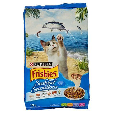 Friskies Seafood Sensations 1 2 Kg friskies seafood sensations 10kg